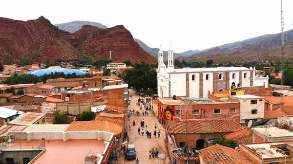 Población de Camargo