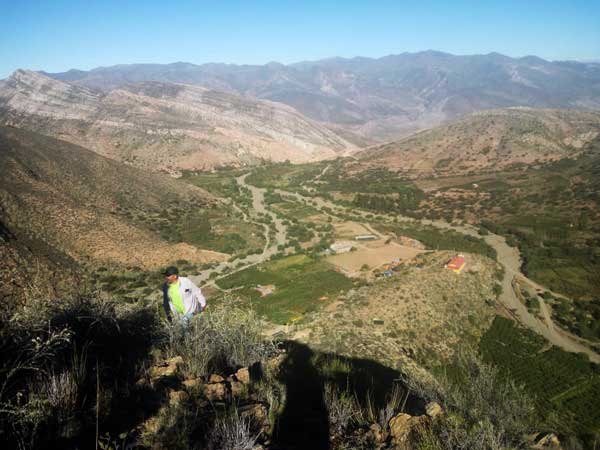 Malcastaca Camargo Bolivia